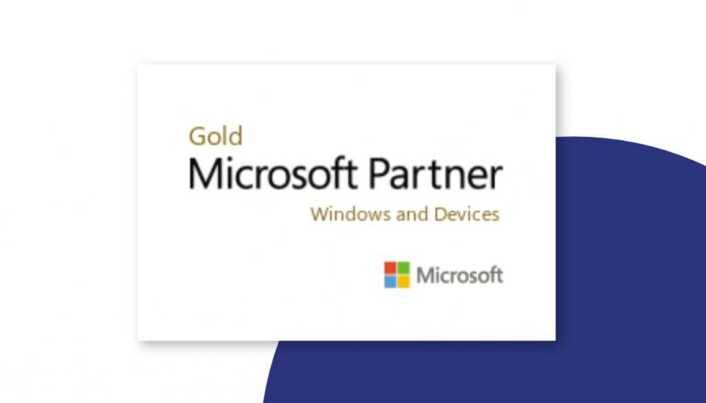 Microsoft Partner Gold - Windows and Devices - ZETO-RZESZÓW